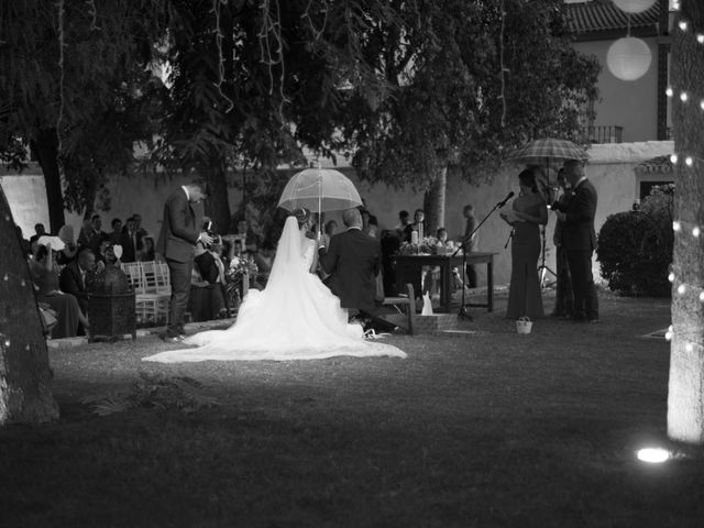 La boda de Jose y Alicia en Espartinas, Sevilla 1