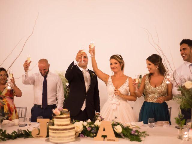 La boda de Jose y Alicia en Espartinas, Sevilla 4