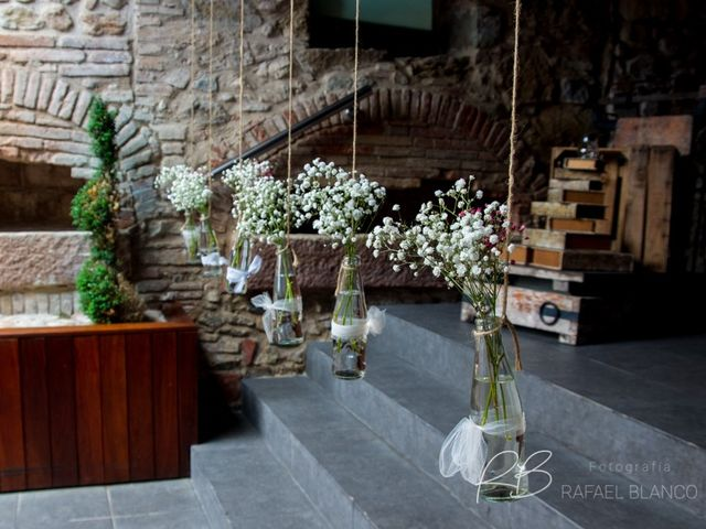 La boda de Estefania  y Iván  en Sant Fost De Campsentelles, Barcelona 5