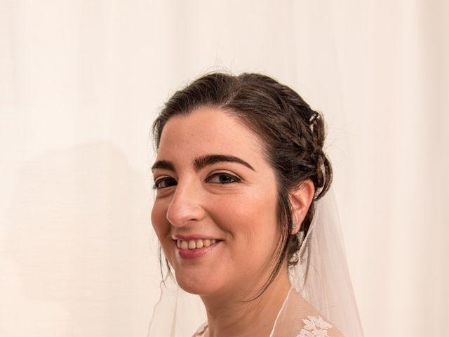 La boda de Estefania  y Iván  en Sant Fost De Campsentelles, Barcelona 16