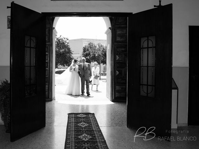 La boda de Estefania  y Iván  en Sant Fost De Campsentelles, Barcelona 33
