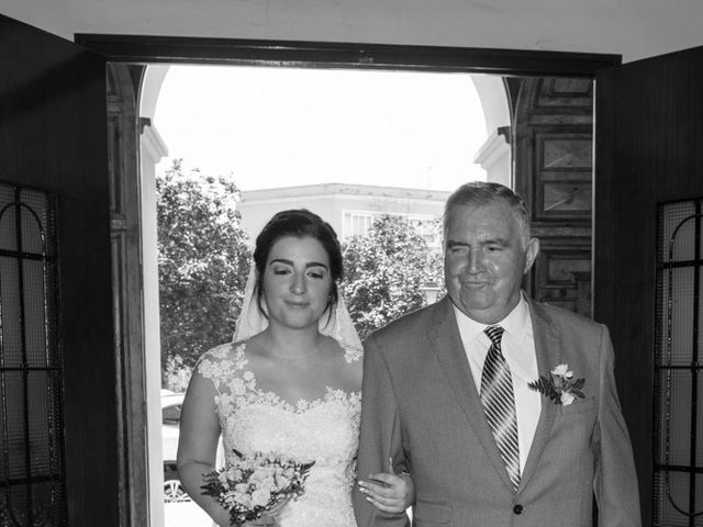 La boda de Estefania  y Iván  en Sant Fost De Campsentelles, Barcelona 34