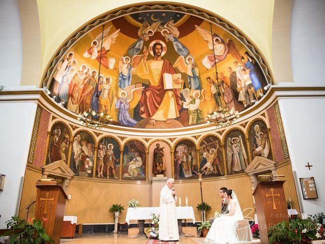 La boda de Estefania  y Iván  en Sant Fost De Campsentelles, Barcelona 37