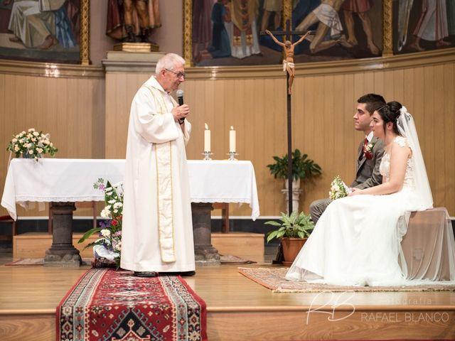 La boda de Estefania  y Iván  en Sant Fost De Campsentelles, Barcelona 38