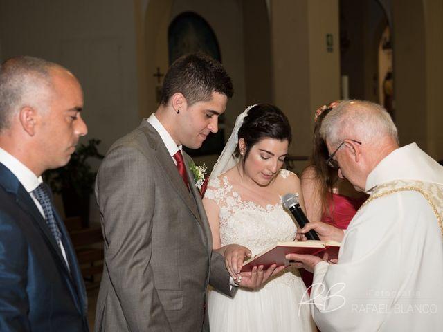 La boda de Estefania  y Iván  en Sant Fost De Campsentelles, Barcelona 39