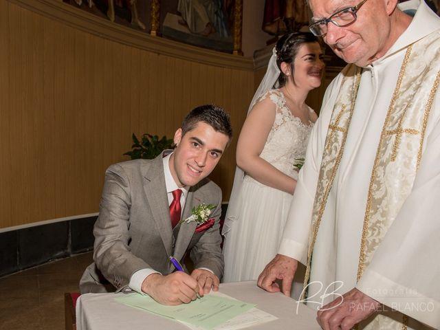 La boda de Estefania  y Iván  en Sant Fost De Campsentelles, Barcelona 40