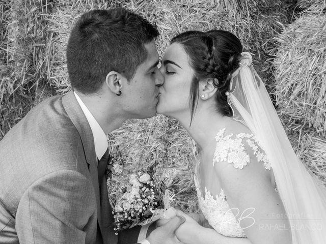La boda de Estefania  y Iván  en Sant Fost De Campsentelles, Barcelona 50