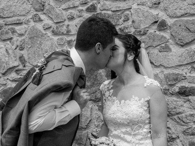 La boda de Estefania  y Iván  en Sant Fost De Campsentelles, Barcelona 2