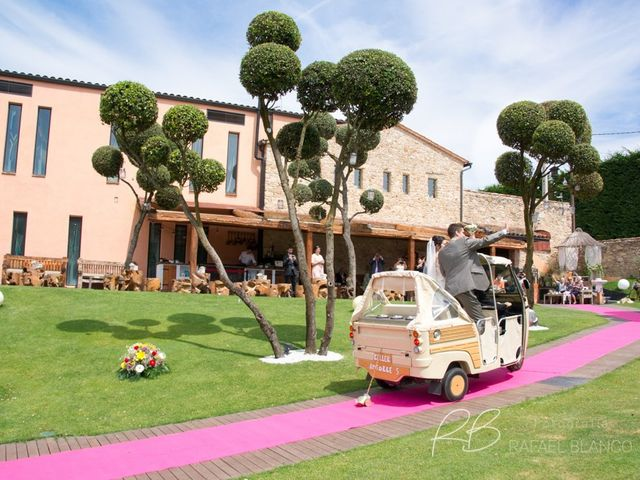 La boda de Estefania  y Iván  en Sant Fost De Campsentelles, Barcelona 53