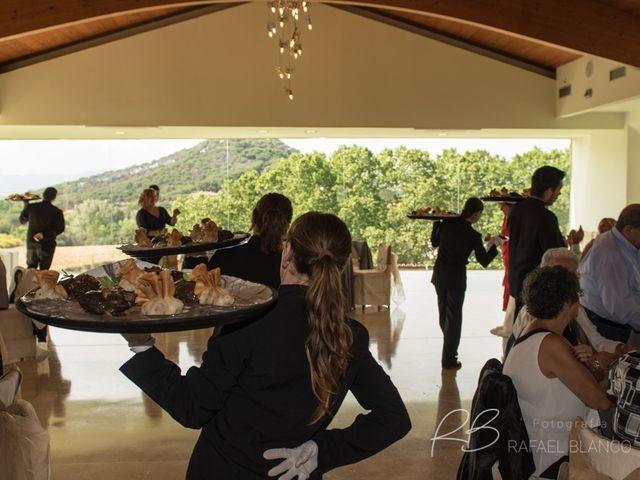 La boda de Estefania  y Iván  en Sant Fost De Campsentelles, Barcelona 58