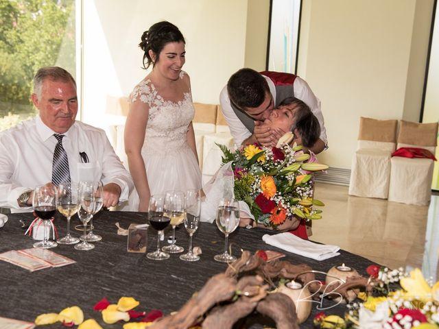 La boda de Estefania  y Iván  en Sant Fost De Campsentelles, Barcelona 62