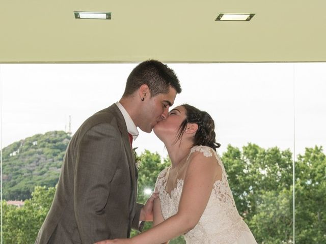 La boda de Estefania  y Iván  en Sant Fost De Campsentelles, Barcelona 63