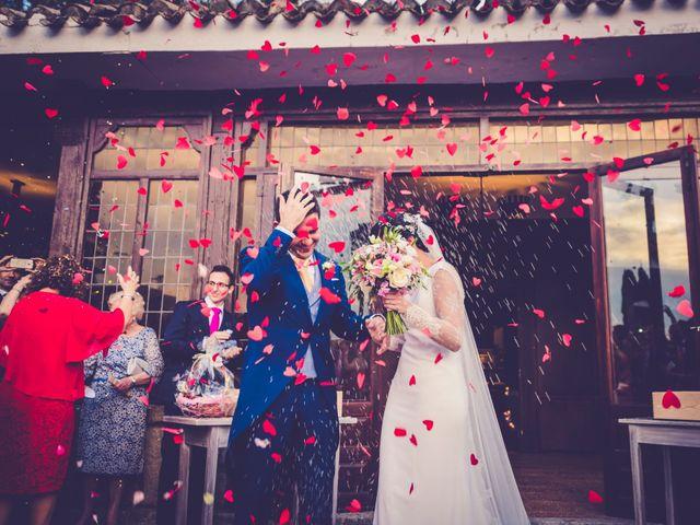 La boda de Adrian y Marina en Illescas, Toledo 42