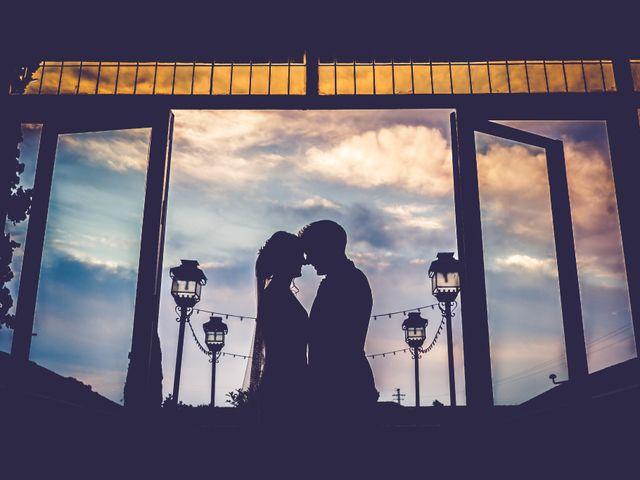 La boda de Adrian y Marina en Illescas, Toledo 1