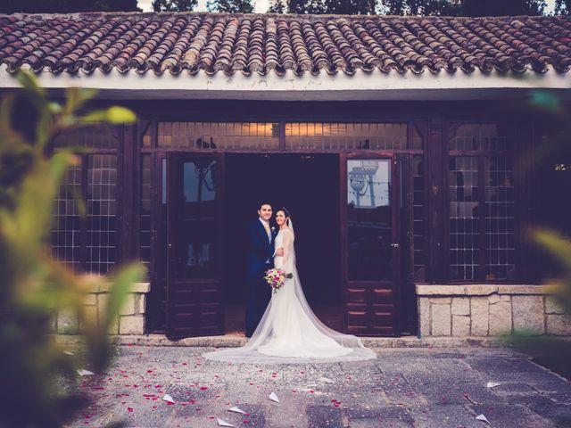 La boda de Adrian y Marina en Illescas, Toledo 2