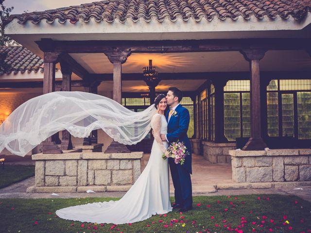 La boda de Adrian y Marina en Illescas, Toledo 45