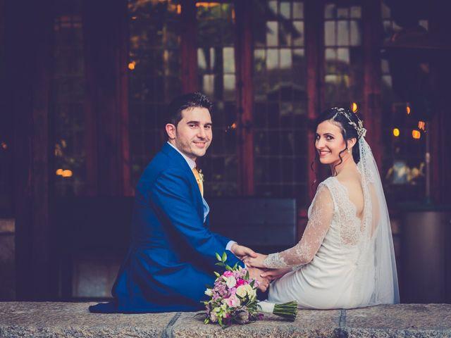 La boda de Adrian y Marina en Illescas, Toledo 47