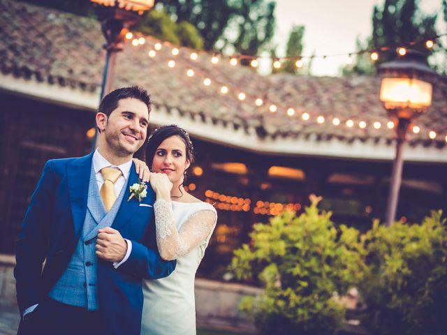 La boda de Adrian y Marina en Illescas, Toledo 53