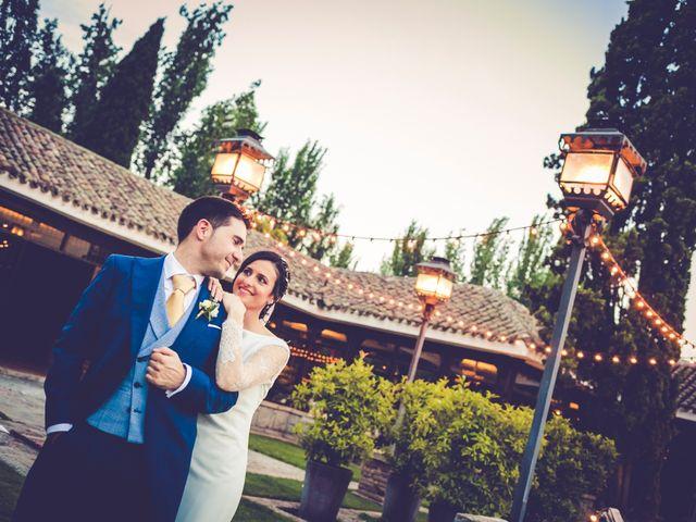La boda de Adrian y Marina en Illescas, Toledo 54