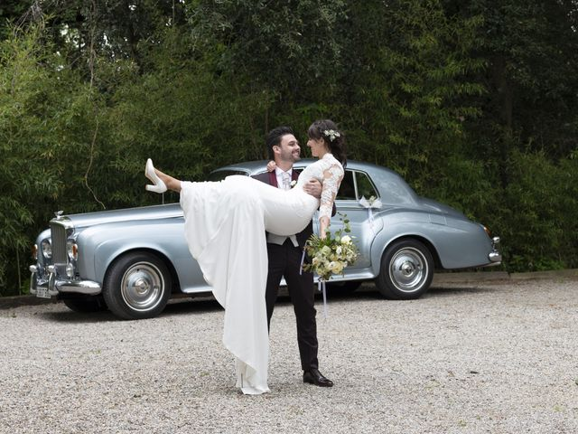 La boda de Judith y Giovanni