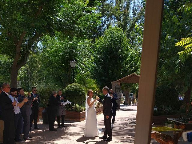 La boda de Arancha y Rubén en Albaladejo Del Cuende, Cuenca 1