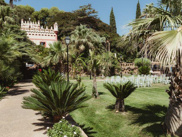 La boda de Oriol y Patrica en Xerta, Tarragona 1