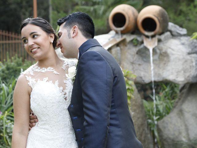 La boda de Jonatan y Nerea en Gualba, Barcelona 1