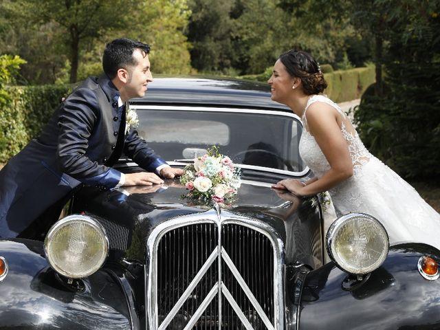 La boda de Jonatan y Nerea en Gualba, Barcelona 3