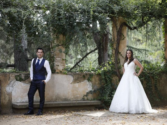 La boda de Jonatan y Nerea en Gualba, Barcelona 11