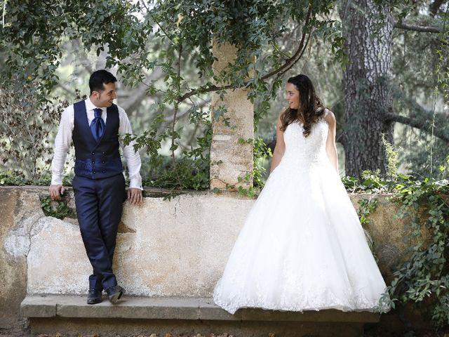 La boda de Jonatan y Nerea en Gualba, Barcelona 12