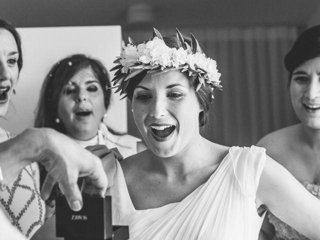 La boda de Diego y Cristina en Tudela, Navarra 32