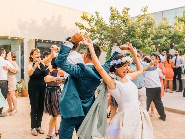 La boda de Diego y Cristina en Tudela, Navarra 80