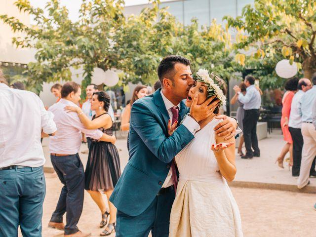 La boda de Diego y Cristina en Tudela, Navarra 81