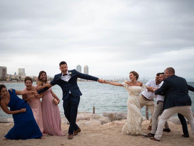 La boda de Cristina y Eduardo en Barcelona, Barcelona 1
