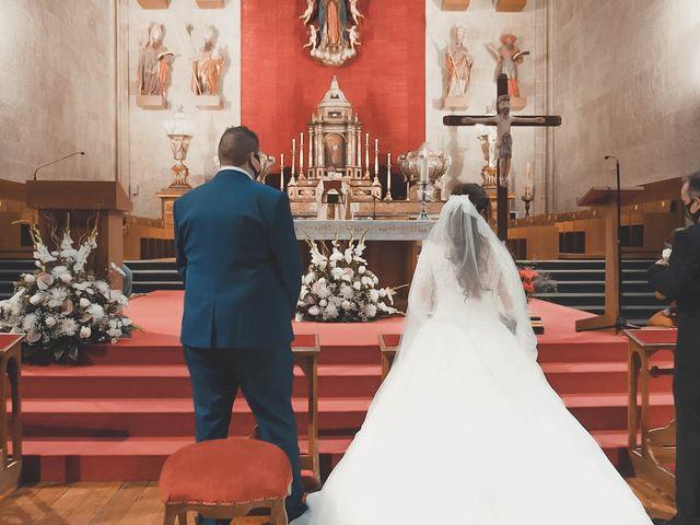 La boda de Alberto y Jesica en Salamanca, Salamanca 7