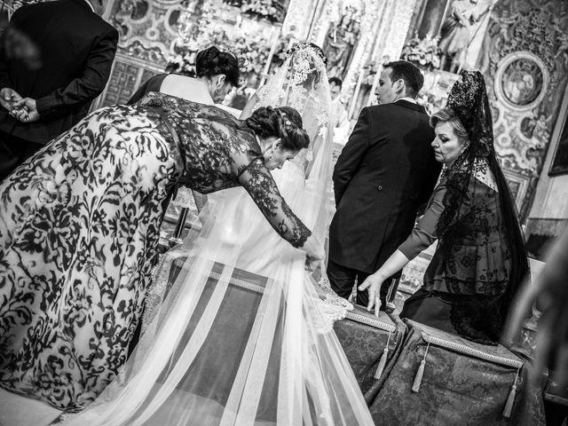 La boda de Juan Luis y Teresa en Antequera, Málaga 28