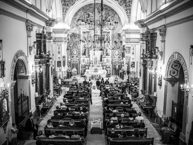 La boda de Juan Luis y Teresa en Antequera, Málaga 29