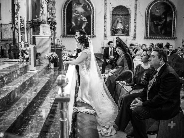 La boda de Juan Luis y Teresa en Antequera, Málaga 31