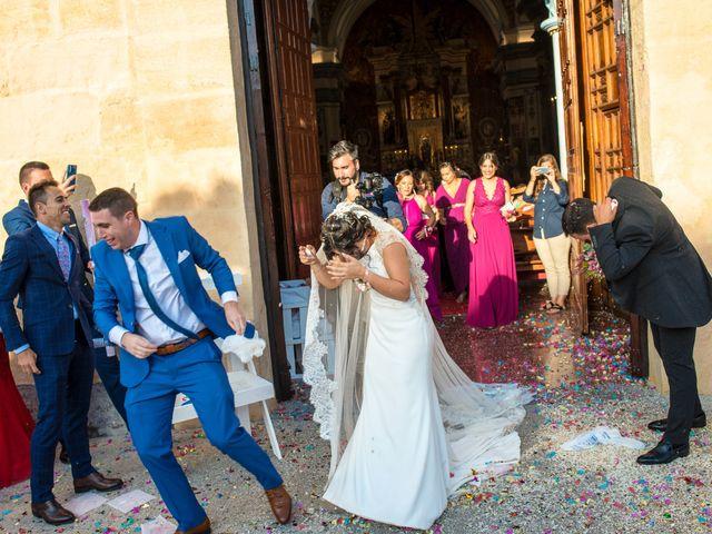 La boda de Juan Luis y Teresa en Antequera, Málaga 1
