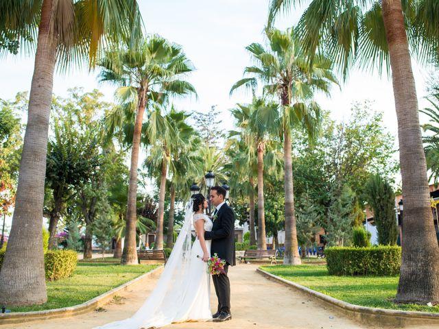 La boda de Juan Luis y Teresa en Antequera, Málaga 2
