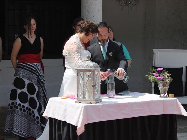 La boda de Antonio y Rosana  en Simancas, Valladolid 4