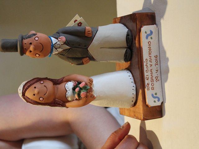 La boda de Antonio y Rosana  en Simancas, Valladolid 6