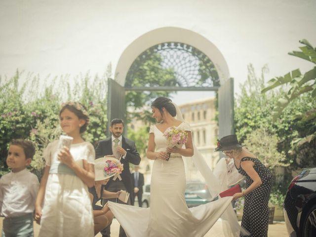 La boda de Julio y Priscila en El Puerto De Santa Maria, Cádiz 1