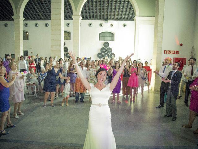 La boda de Julio y Priscila en El Puerto De Santa Maria, Cádiz 5