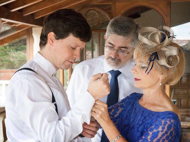 La boda de Miguel y Maria José en Ourense, Orense 6