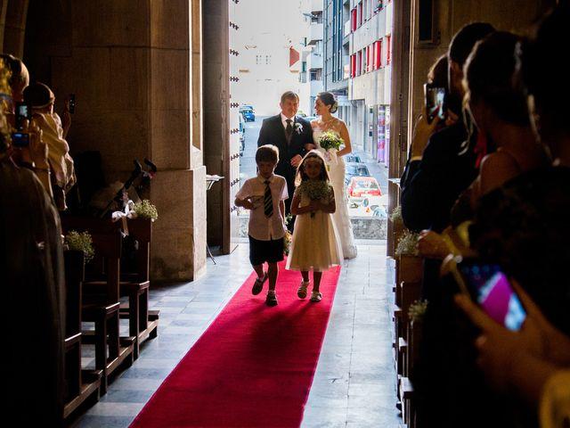 La boda de Miguel y Maria José en Ourense, Orense 8