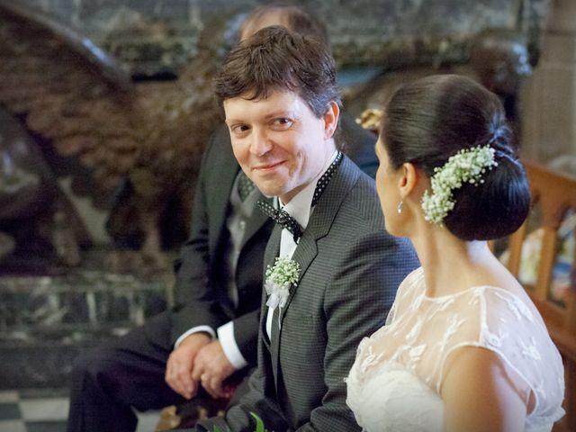 La boda de Miguel y Maria José en Ourense, Orense 9