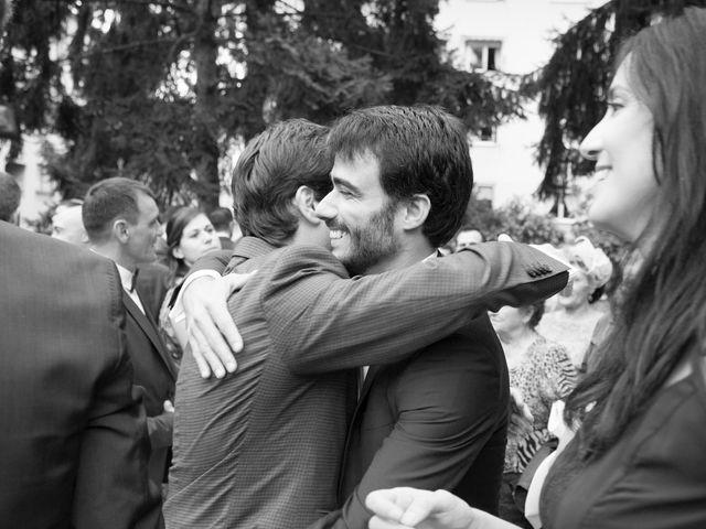 La boda de Miguel y Maria José en Ourense, Orense 13