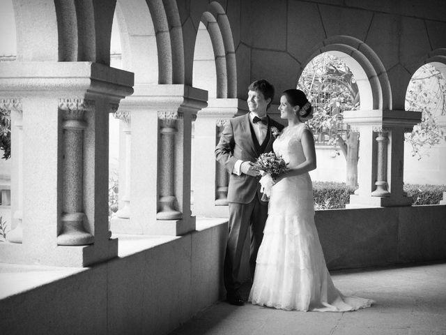 La boda de Miguel y Maria José en Ourense, Orense 14