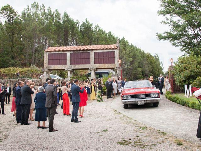 La boda de Miguel y Maria José en Ourense, Orense 15